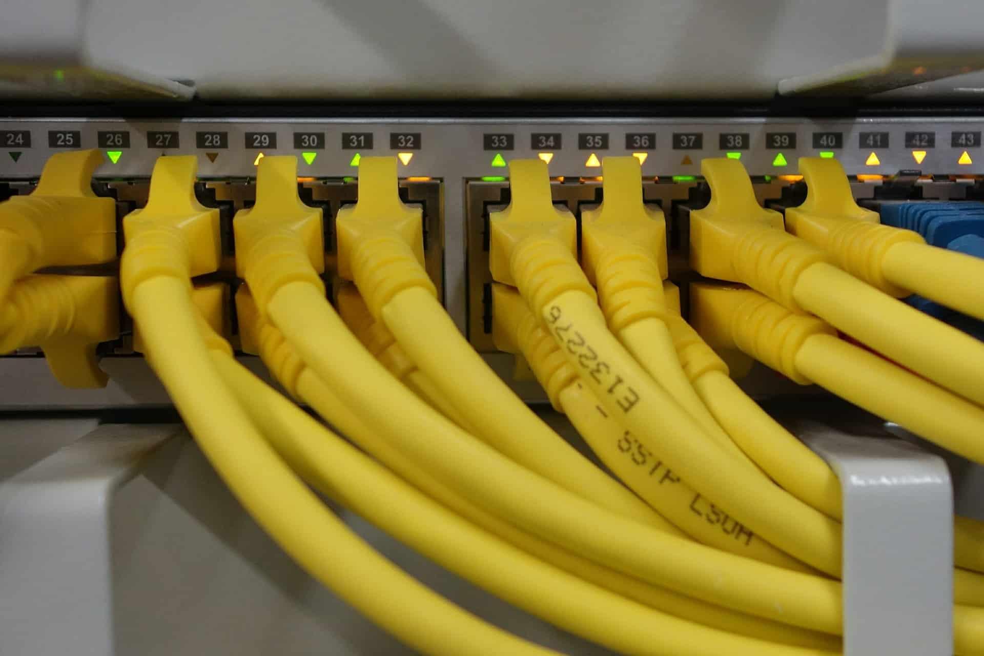 Reti Lan, WIFI, Modem, Router